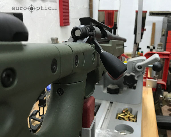 Remington 700 w/Accuracy International Chassis | EuroOptic.com