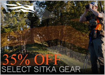 Select Sitka on Sale Now!