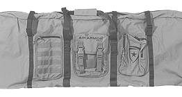 Air Armor Tech Ultra-Lightweight Gear