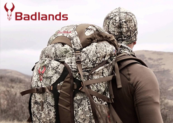 Save Up To $70 on Badlands Tenacity Packs!