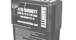 Barrett Ammunition