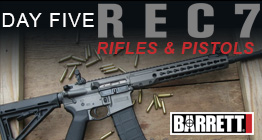 Barrett REC7 AR15 Rifles - Barrett Blowout Week - Day 5