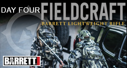 Barrett Fieldcraft Hunting Rifles! - Barrett Blowout Week - Day 4