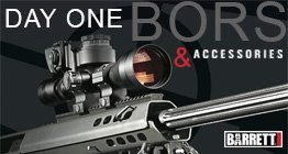 Barrett BORS & Rifle Accessories! - Barrett Blowout Week - Day 1