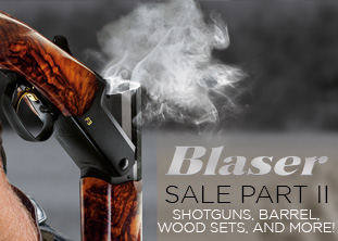 Blaser Sale - 20% Off While Supplies Last