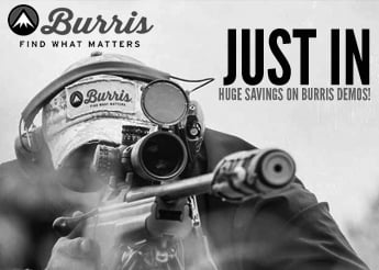 Burris Used & Demo