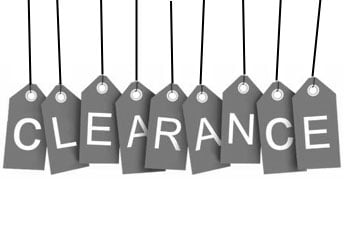 Clearance - Now Includes IWI, Sightron, DI Optical, & More!