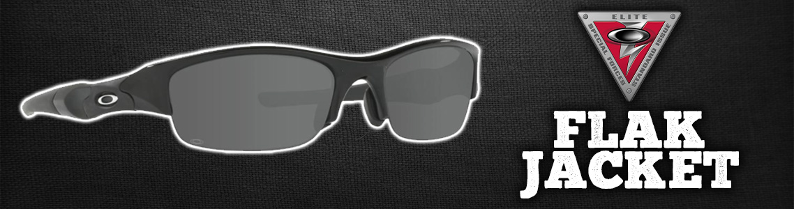 Oakley Standard Issue Flak Jacket XLJ Sunglasses