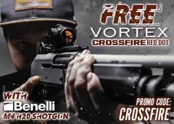 Benelli Tactical Shotgun Promo