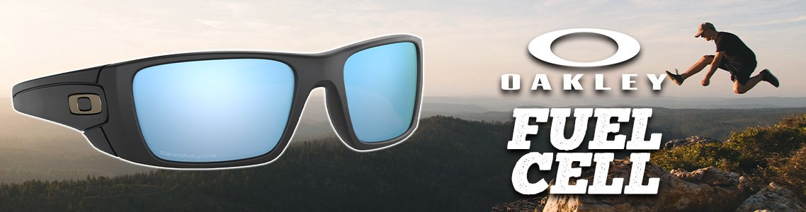 View All Oakley Fuel Cell Sunglasses