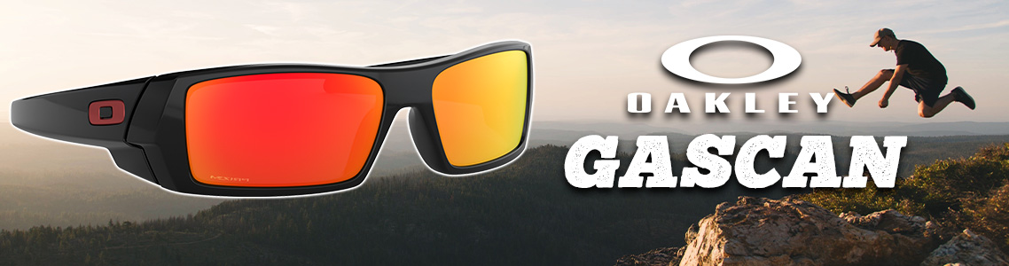 View All Oakley GasCan Sunglasses