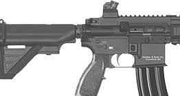 Heckler & Koch Rifles