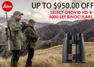 Leica Geovid Savings