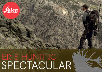 Leica ER 5 Hunting Spectacular