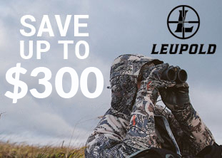 Leupold Special Deals - Save Up to $300