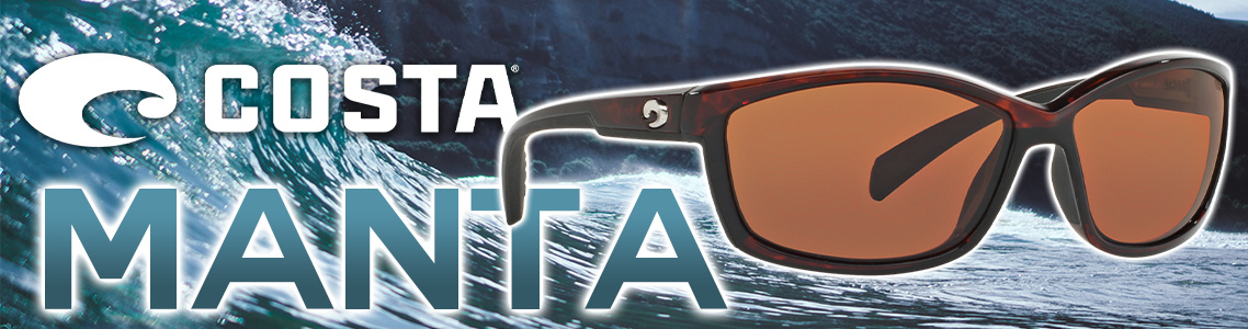 Costa Manta Sunglasses