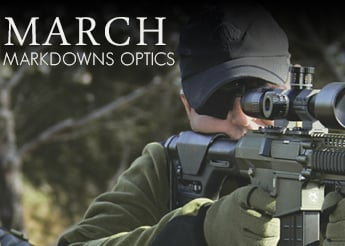 March Markdowns - Rifles