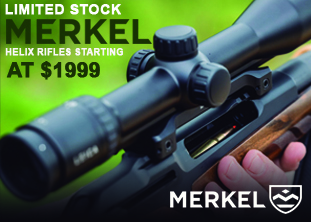 Merkel Helix Rifle Sale
