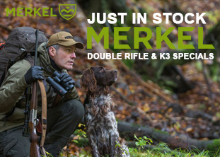 Merkel Safari SxS Rifle & K3 Rifle Sale