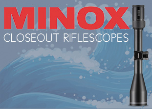 Minox Closeout Riflescopes