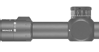 Minox ZP Riflescopes