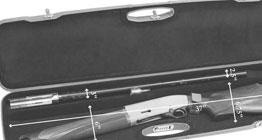 Negrini Semi-Auto & Pump Cases