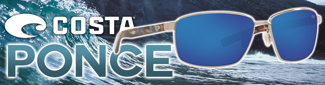 Costa Ponce Sunglasses