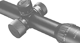 PM II 1.1-4x20 Riflescopes