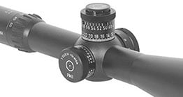 PM II 12-50x56 Riflescopes