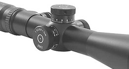 PM II 4-16x50 Riflescopes