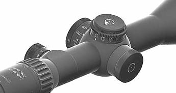 PM II 4-16x56 Ultra Bright Riflescopes