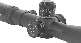 PM II 5-25x56 Riflescopes