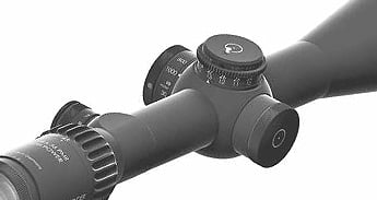 PM II 5-45x56 Riflescopes