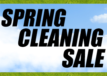 SPRING CLEANING SALE - Add To Cart For Pricing!