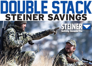 Steiner Double Stack Savings