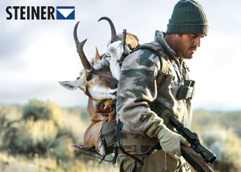 Steiner Gear Up For Hunting Promotion