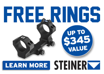 Steiner's Ring It Up Promotion!