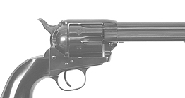 Uberti Outlaws & Lawmen Revolvers