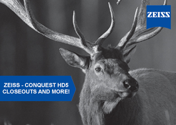 Zeiss CONQUEST HD5 Closeouts!