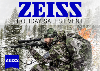 Zeiss Holiday Sales Event!