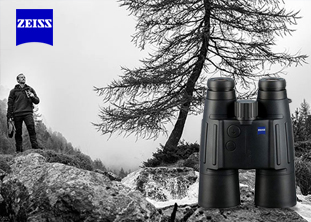 Save Over $1,100 on Zeiss 10x56 Rangefinding Binos!