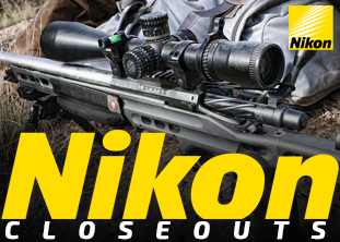 Nikon Riflescope Closeouts!