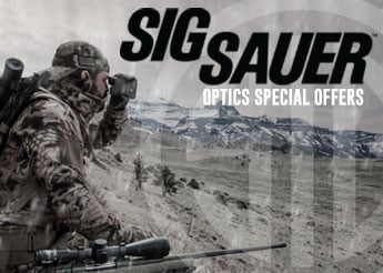 Sig Sauer Optics Special Offers!