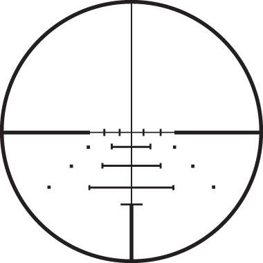 Leupold VX-3i 4.5-14x40mm AO Varmint Hunter Scope 170695