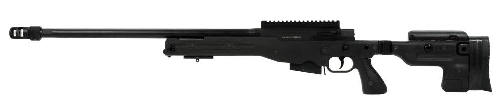 Accuracy International AT Rifle - Folding Black Stock - 308 Win 26 inch threaded bbl std brake - small firing pin