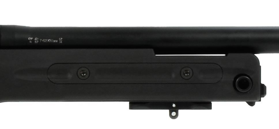 AI AT .308 Win SFP Black Rifle AT-BLFO308-BL20T-SP