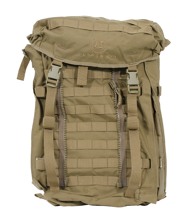 Accuracy International AI 40L Backpack Coyote N00602-C1