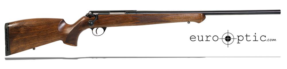 Anschutz 1771 D Walnut German Stock, .22 Hornet, 22