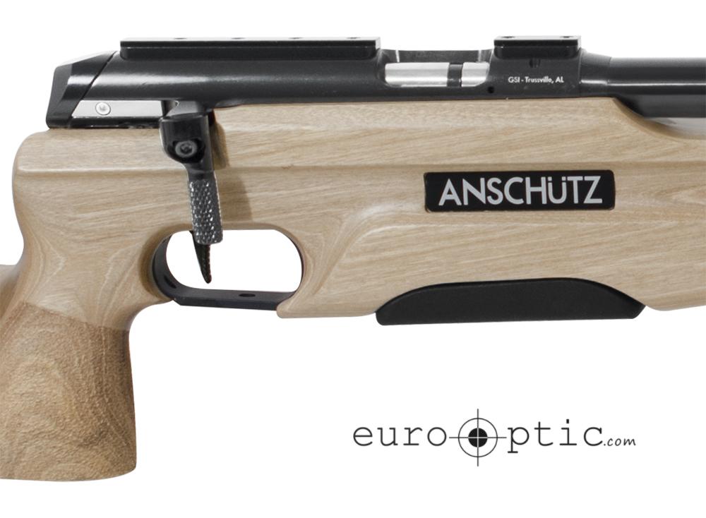 Anschutz 1927 Walnut with alu butt plate 4759, 22 LR, 660 Barrel - 014348