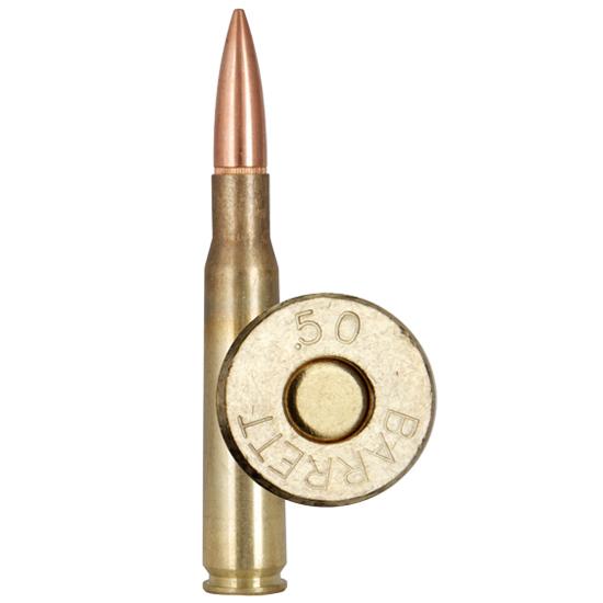 Barrett .50 M33 Ball Ammunition 10rd 13327